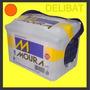 Bateria Moura M18fd Original Vw Gol Power Base Tigre