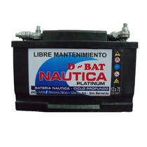 Bateria Nautica 12 X 110 Libre Mantenimiento
