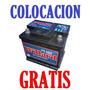 Baterias Willard 12*65 Peugeot 205, 306, 405, 504 Colocacion