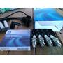 Cables De Bujias Con Bujias Originales Gm Corsa -agile