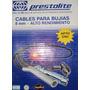 Cables De Bujia Ford Falcon 3.6 - 6 Cilindros Prestolite