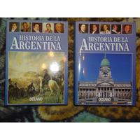 Enciclopedia Historia De La Argentina 2 Tomos Nuevo!!!!!