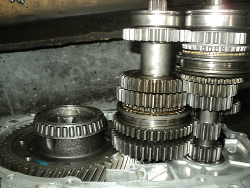 Engranajes Rectos Fiat Caja Lancia(3,4 Y 5),sm