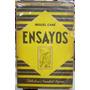 Ensayos - Cane, Miguel - Sopena. Buenos Aires 1940