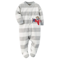 Enterito Pijama Osito Polar Carters® Origen Usa Nena / Varón