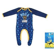 Enterito Boca Bebe Body Camiseta River Lorenzo Racing Indep.