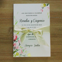 Tarjetas De Casamiento Invitaciones Boda 15 Años