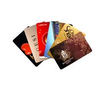 Pack 100u Tarjetas Tipo Pvc Marbetes Full Color Simple Faz