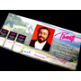 Luciano Pavarotti - Opera Tenor Ticket Original 1995