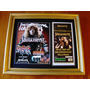 Megadeth - Ticket Concierto Original 1997
