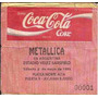 Entrada Metallica (08/05/1993) Nro.00001
