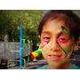 Caritas Pintadas Infantiles - Maquillaje Artístico Niños