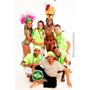 Show Brasilero, Mulata, Capoeira, Batucada En Vivo, Humor