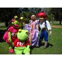 Animacion Fiestas Infantiles Adultos Personajes Hombre Araña