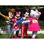 Mickey Minnie Personaj Disney Animaci Infantil Sapo Spiderma