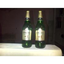 Envases De Cerveza Amstel Por Docena. Consulte Envios S/c.