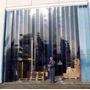 Cortinas De Pvc Transparente Para Todo Uso Equiv 32cm X 32cm