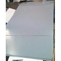 Placa Alto Impacto (pai) 2mt X 1mt Gris 3mm.