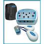 Aparato Equipo Fisioterapia Triple Magneto-tens-ultrasonido