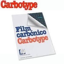 Carbonico Carbotype Azul O Negro X 50 Unidades X 5 Cajas