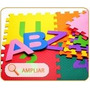 Set De 10 Placas 40 X 40 11 Mm ,numeros, Animlaes, Figuras