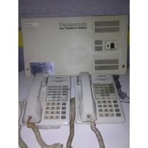 Central Telefónica Panasonic 4/12