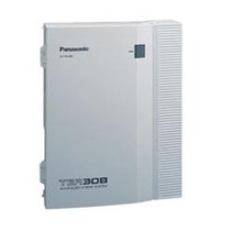 Central Panasonic Kx Teb 308 - 3 Lineas 8 Internos