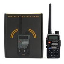 Handy Handies Baofeng Uv5r+ Plus Uhf Vhf Radio Manos Libres