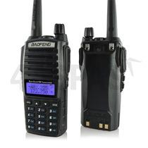 Handy Baofeng Uv-82 Dual Uhf Vhf Manos Libres Kit X2 Unidade