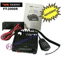 Yaesu Ft-2900r Vhf 75watts Nuevas Garantia Oficial