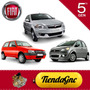 Equipo Gnc 5ta Gen Tubo + 14m3 60lt Fiat Siena Idea Uno Fire
