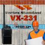 Handy Vertex Vx231 - Hoteleria Seguridad -con Batería Litio