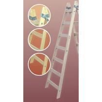 Escalera Pintor Saligna Alpina 10 Esc Con Varillas Roscadas