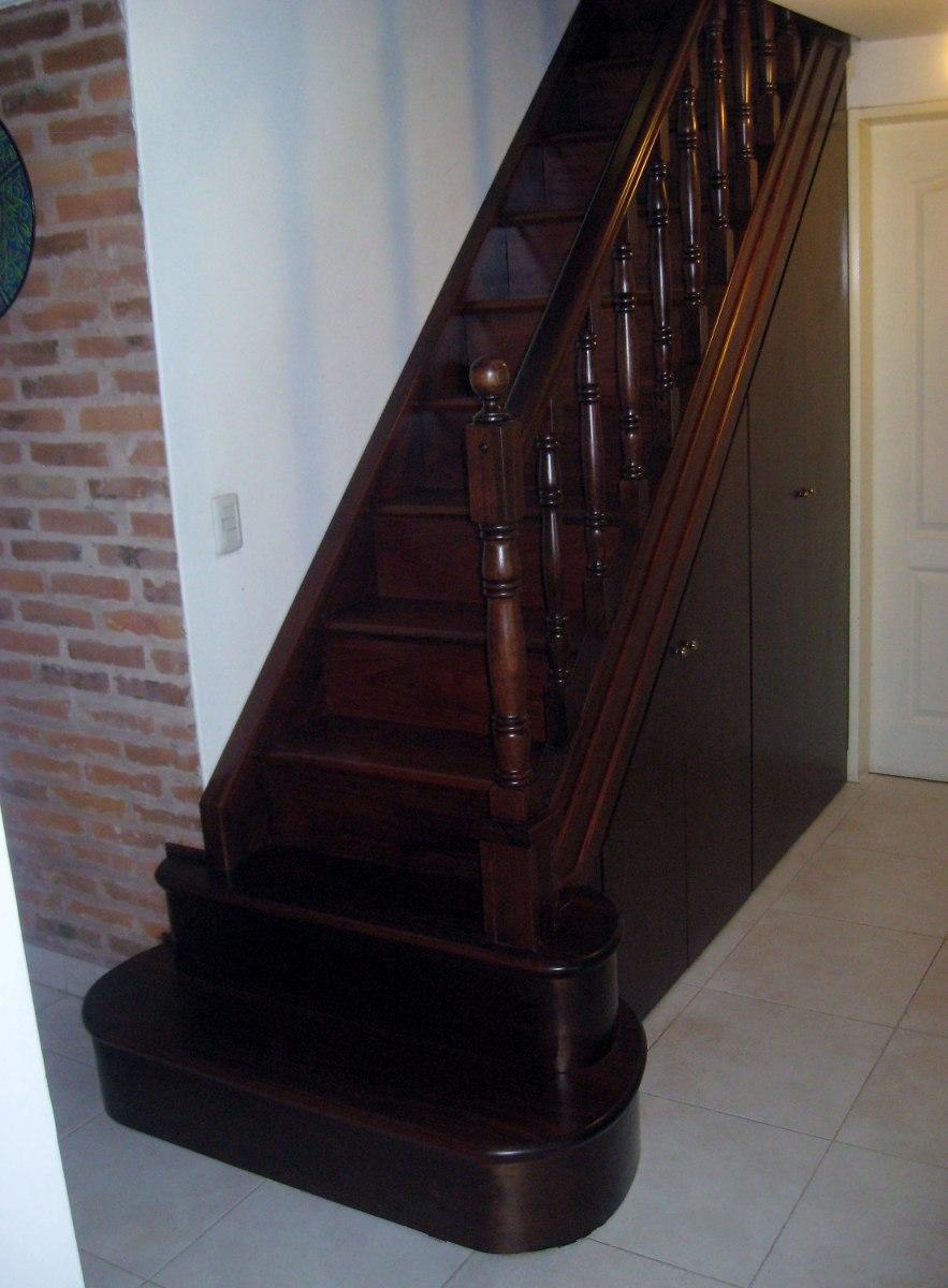 Escaleras de madera interior escaleras eje central de hierro y madera escaleras madera - Escaleras de madera para interior ...