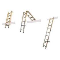 Escaleras Rebatibles Para Entre Piso En Aluminio