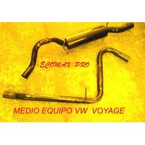 Equipo (medio) Voyage 1.6 Naf Caño Inter Camara Trasera