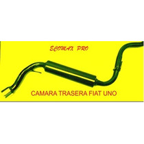 Fiat Uno/duna Cámara Trasera 89 Mm Diámetro Cola Cromada