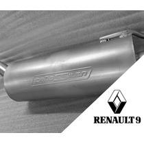 Renault 9 Cañossilen - Equipo Completo -