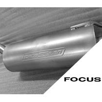 Ford Focus Viejo 2.0 Cañossilen 1/2 Equipo