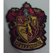 Parches Harry Potter, Escudos. Gryffindor Slytherin Hogwarts