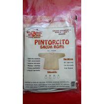 Pintorcitos Plasticos ( Salva Ropa)