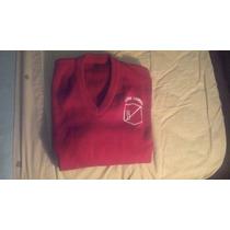 Sweater Uniforme Colegio De Lourdes Rojo Talle 16 Nuevo