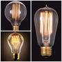 Lámparas Antique Vintage 20w Filamento De Carbono