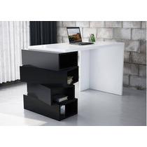 Escritorio - Oficina - Organizador - Moderno - Pc - Notebook