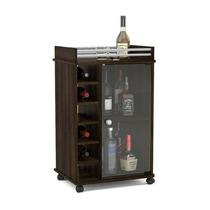 Bar Bodega Cava Vinoteca Mueble Licores Vinos Copas