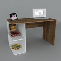 Escritorio Melamina Moderno - Oficina - Mesa Pc - Notebook -