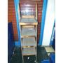 Mueble De Madera Con 4 Estantes Para Exhibir Mercadería