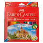Lapices De Color Pinturitas Faber Castell Eco X 48 Colores