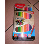 2 Latas De Colores Maped X 12