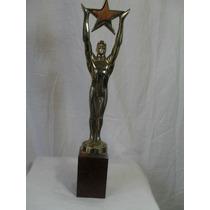 Escultura Premio Estrella De Cinco Puntas